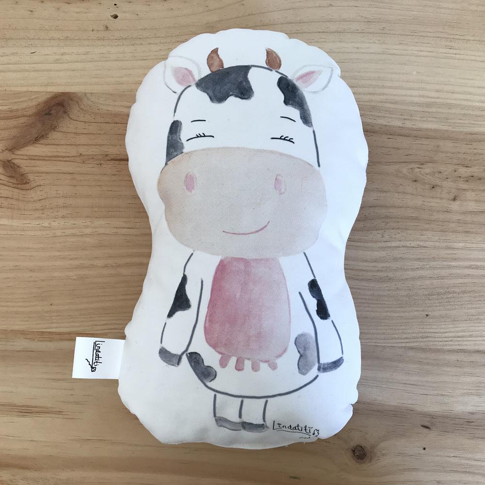 Cojín vaca María
