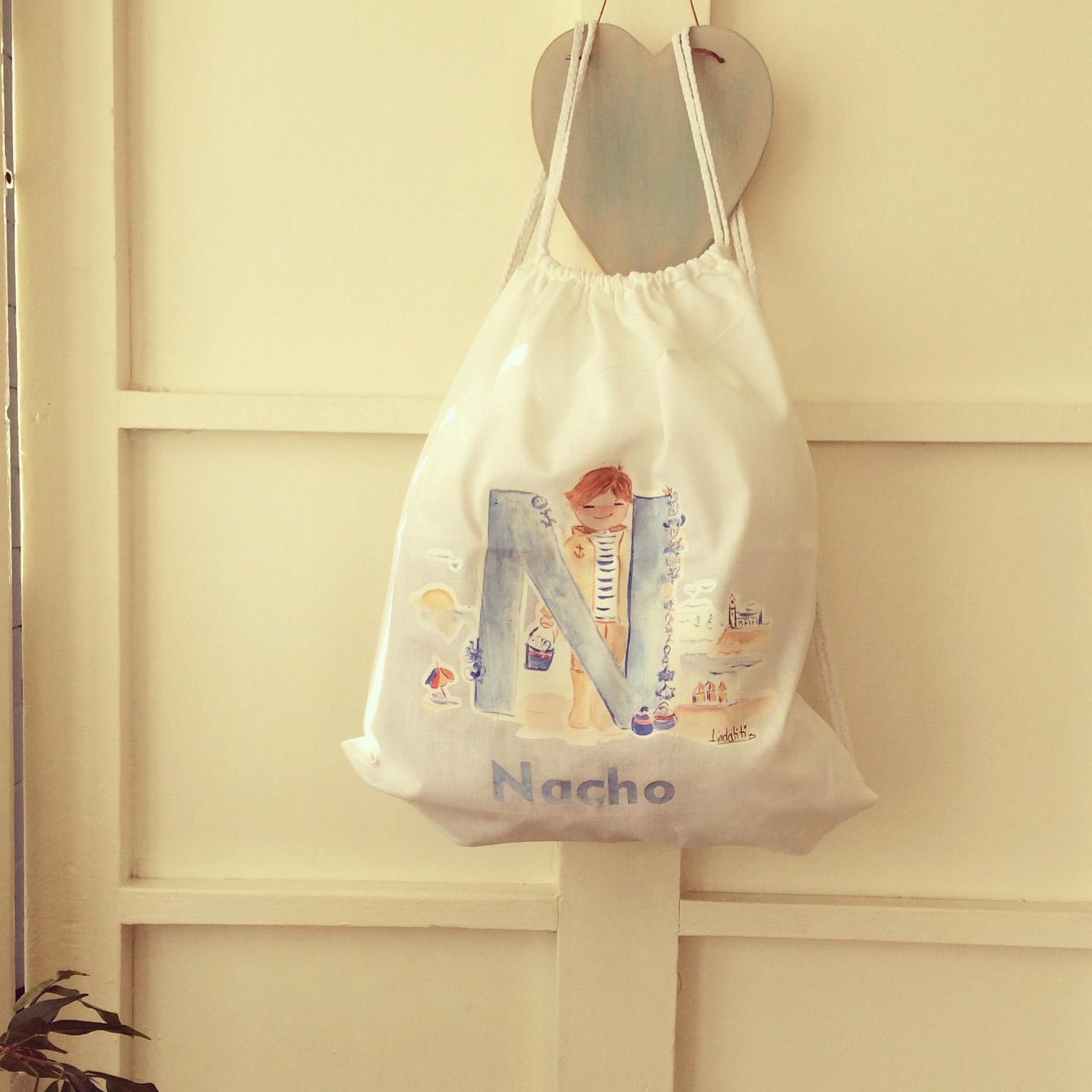 Bolsas y mochilas personalizadas Lindatiti