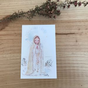 lamina Virgen de Fátima