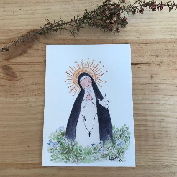 Lamina Virgen de la Paloma